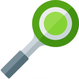 Signaling Disc Green Icon 256x256