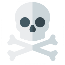 Skull 2 Icon 256x256