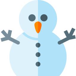Snowman Icon 256x256