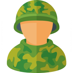 Soldier Icon 256x256