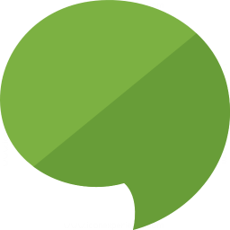 Speech Balloon Icon 256x256