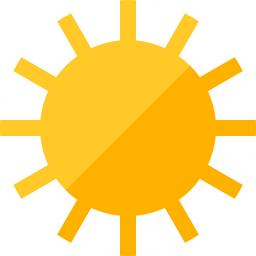 Sun Icon 256x256