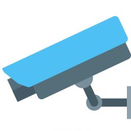 Surveillance Camera 2 Icon 256x256
