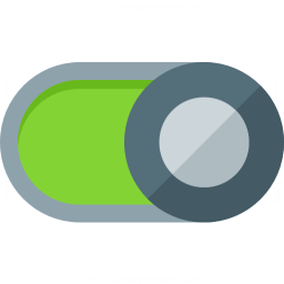 Switch 3 On Icon 256x256