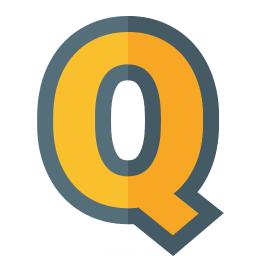 Symbol Q Icon 256x256