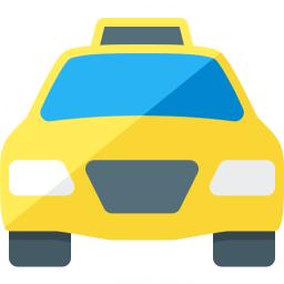 Taxi Icon 256x256