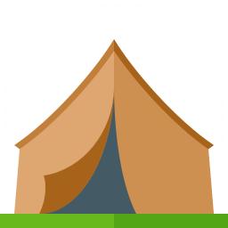 Tent Icon 256x256