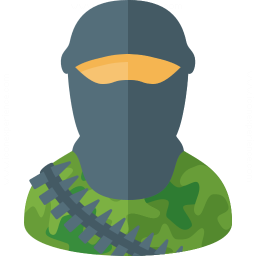 Terrorist Icon 256x256
