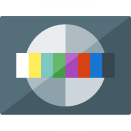 Test Card Icon 256x256