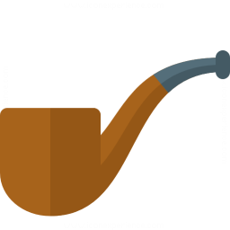 Tobacco Pipe Icon 256x256