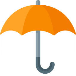 Umbrella Open Icon 256x256