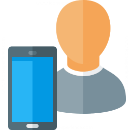 Iconexperience G Collection User Smartphone Icon