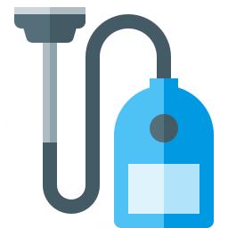 Vacuum Cleaner Icon 256x256