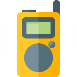 Walkie Talkie Icon 256x256
