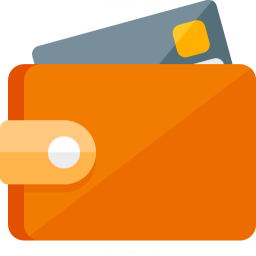 Iconexperience G Collection Wallet Icon