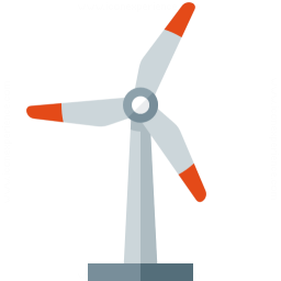 Wind Engine Icon 256x256