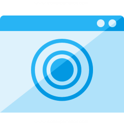 Window Touch Icon 256x256