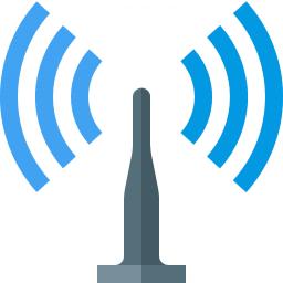 Wlan Antenna Icon 256x256