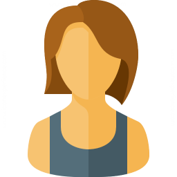 Woman 4 Icon 256x256