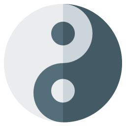 Yinyang Icon 256x256