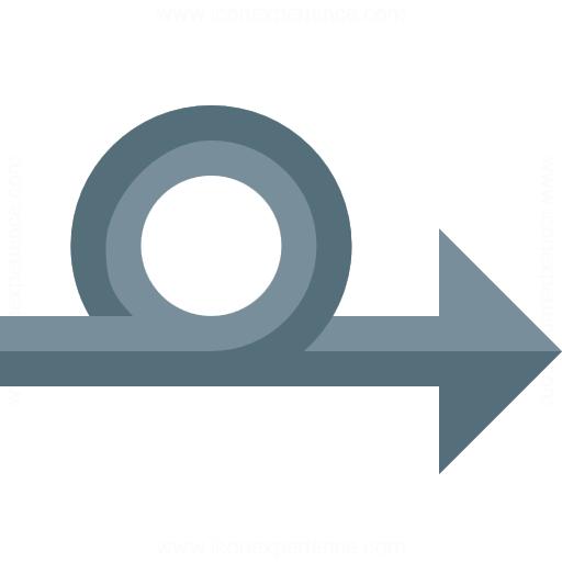 Arrow Loop Icon