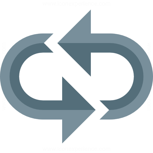 Arrow Loop 3 Icon