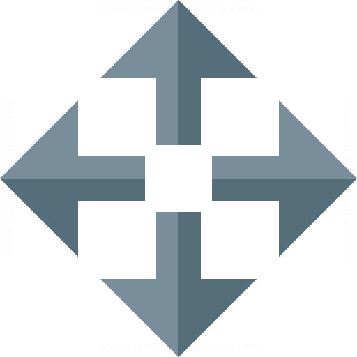Arrow Spread Icon