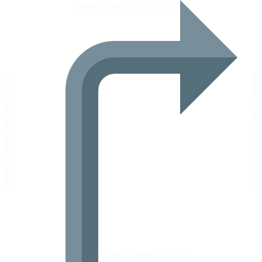 Arrow Turn Right Icon