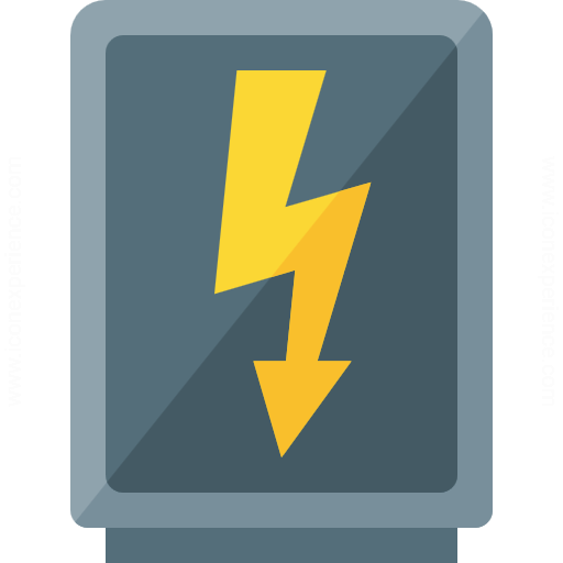 Cabinet Flash Icon