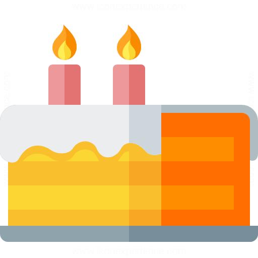 Cake 2 Icon