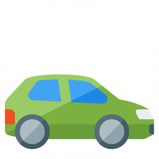 Car Compact 2 Icon