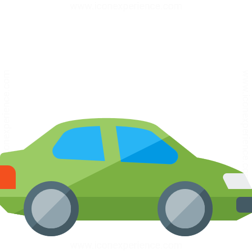 Car Sedan 2 Icon
