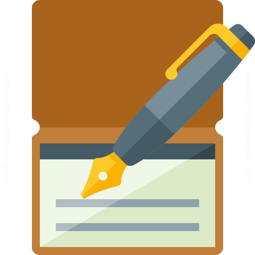Checkbook Icon