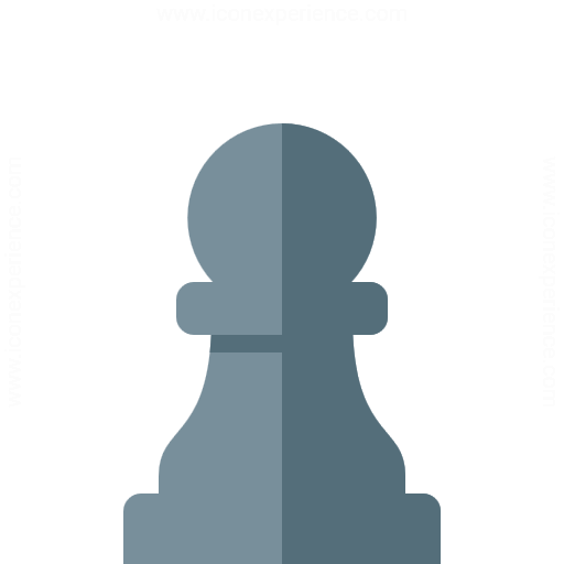 Chess Piece Pawn Icon
