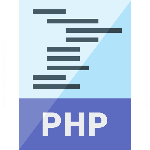 Code Php Icon