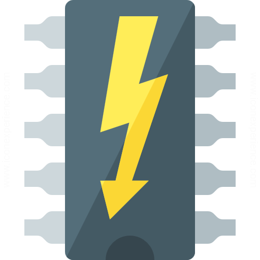 Cpu Flash Icon