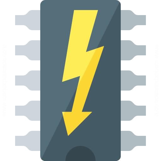 Cpu Flash Icon