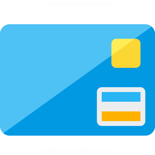 Credit Card 2 Icon