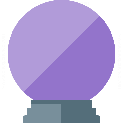 Crystal Ball Icon