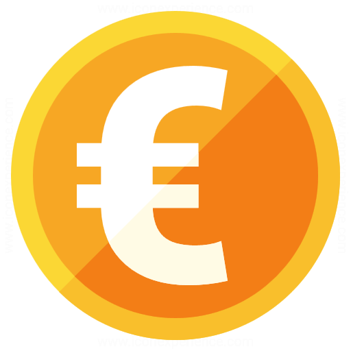 Currency Euro Icon