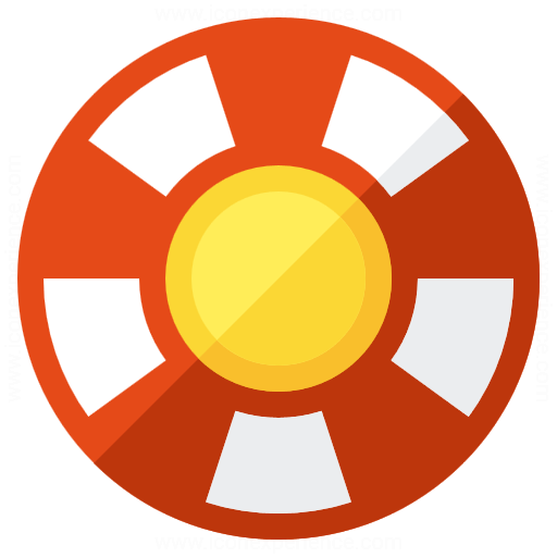 Gambling Chip Icon