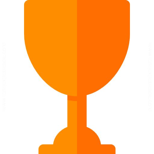 Goblet Bronze Icon