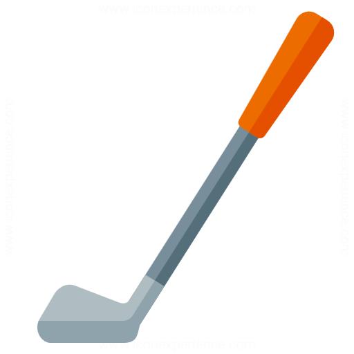 Golf Club Iron Icon