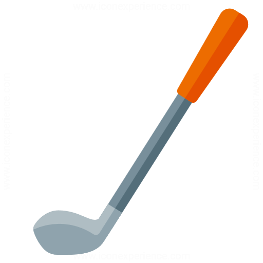 Golf Club Wood Icon