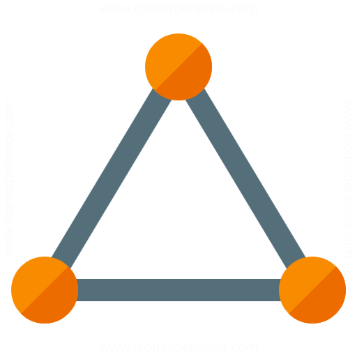 Graph Triangle Icon