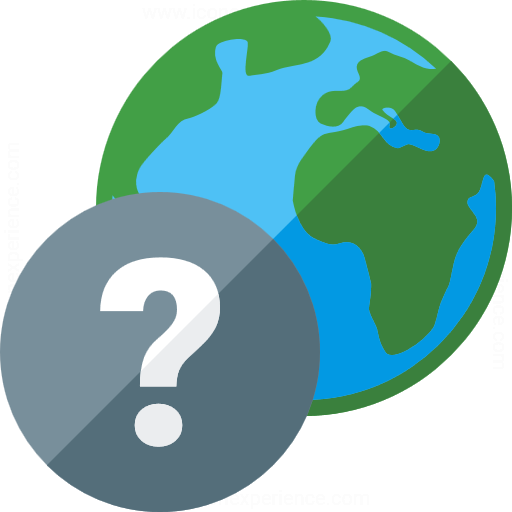 Help Earth Icon