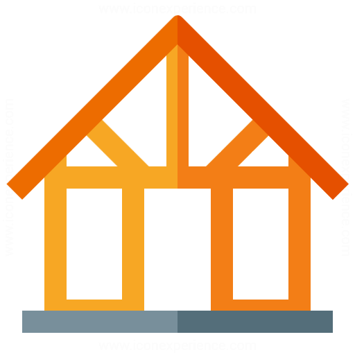 House Framework Icon