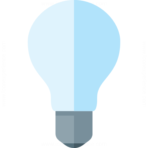 Lightbulb Off Icon