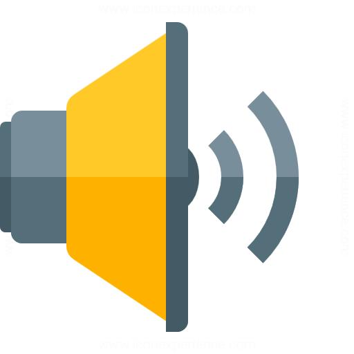 Loudspeaker 3 Icon
