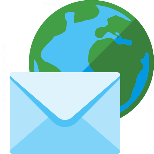 Mail Earth Icon